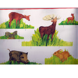 Animal Cut Out Sheet