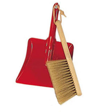 Dust pan and brush play toy for kids