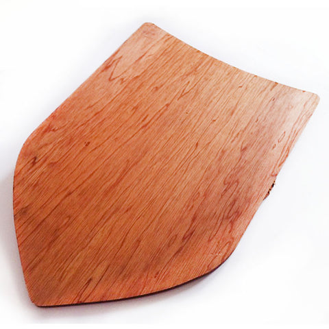 Handcrafted Wooden Shield