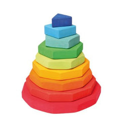 Grimms Geometric Stacking Tower small