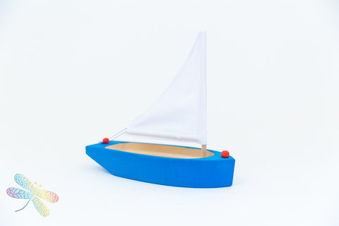 Large Wooden Sailing Boats