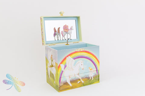 Pegasus Music Box Enchantmints
