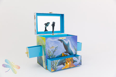 Ocean Friends Music Box Enchantmints