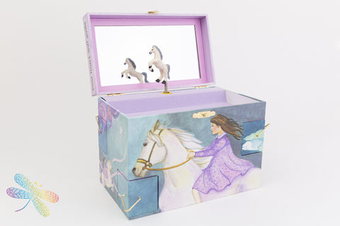 Discover Your World Music Box by Enchantmints