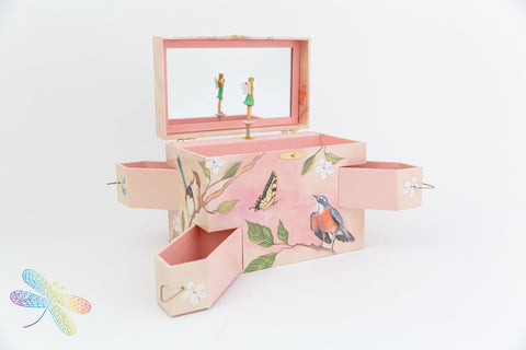 Wings of a Song Music Box by Enchantmints