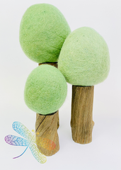 Earth Trees - Summer Dragonfly toys