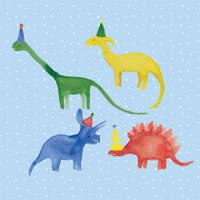 Greeting Card - Jess Racklyeft - Dinosaur Party