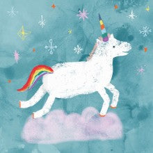 Greeting Card - Jess Racklyeft - Unicorn