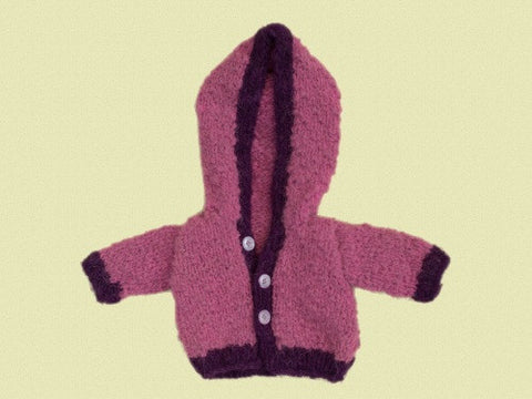Small Doll Hooded Jacket