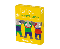 Le jeu des ressemblances Matching Game by Moulin Roty, dragonfly toys