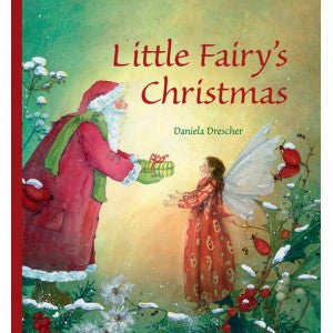 Little fairy's Christmas is a beautifully illustrated Christian Story for kids