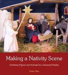 Making a nativity scene   Christmas Figures and Animals for a Seasonal Display