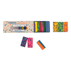 Moulin Roty Multi Colour Crayon Blocks
