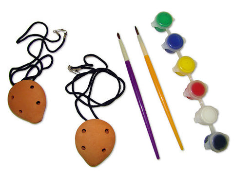 Paint your own ocarina