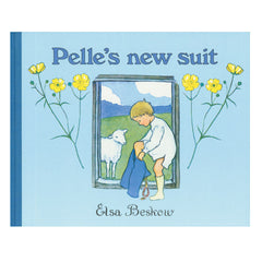 Pelle's new suit early reader children's book