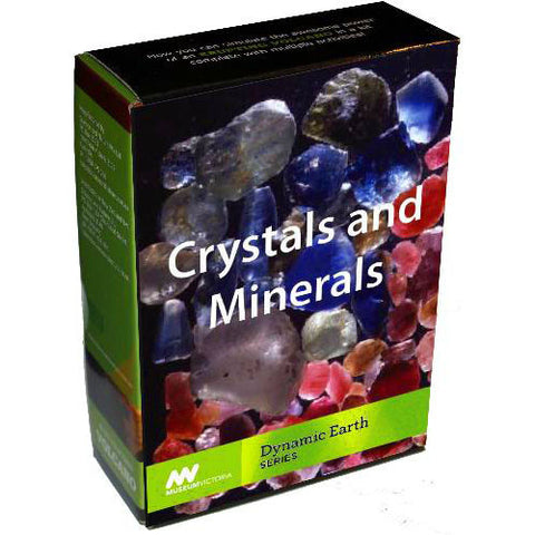 Crystals and Minerals Kit