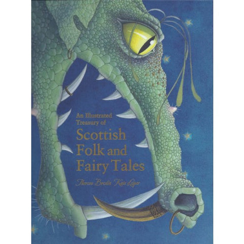An Illustrated Treasury of Scottish Folk and Fairy Tales, Dragonflytoys