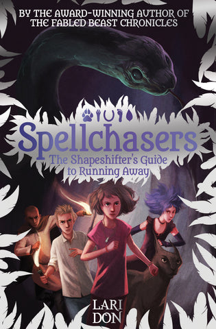 Spellchasers: Shapeshifter's Guide to Running Away, Dragonflytoys