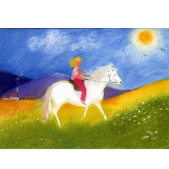 White Horse  Gift Card