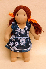 Steiner Doll - Red Haired Girl