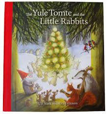 The Yule Tomte and the Little Rabbits   children's book