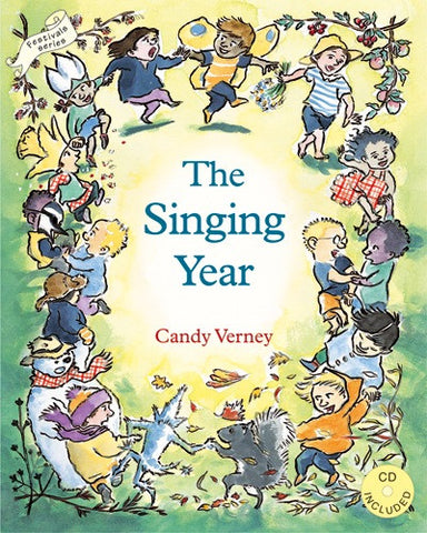 The Singing Year (Book and CD)