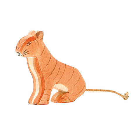 Tiger Sitting -Dragonfly toys