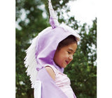 Sarah's Silk Unicorn Costume
