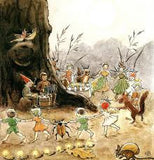 Woody, Hazel and Little Pip   Elsa Beskow mini edition