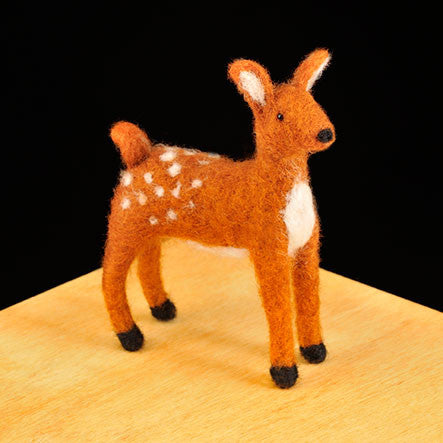 Needle Felted Kit- Fawn