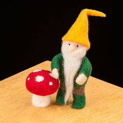 Gnome felting kit