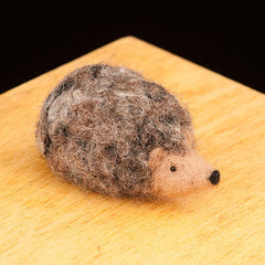 Needle Felting Kit- Hedgehog