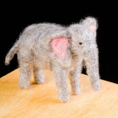 Elephant felting kit