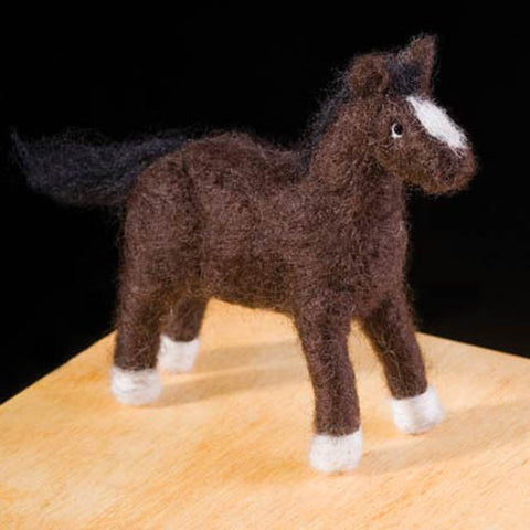 Pony felting kit