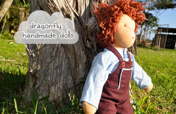handmade dolls and doll clothes