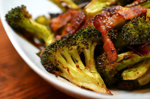 NW Elixer's #4 Bangkok Bacon Broccoli