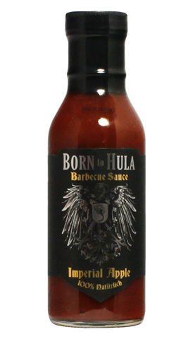 Born to Hula Imperial Apple Barbecue Sauce 12oz - Hot Sauce Willie's