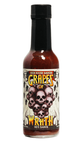 High River Sauces Grapes of Wrath 5oz - Hot Sauce Willie's