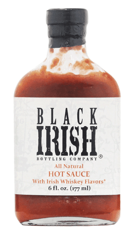 Black Irish Bottling Company - Hot Sauce with Irish Whiskey Flavors