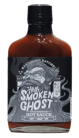 Hot Sauce Willie's - Hoff Sauce - Smoken Ghost Hot Sauce