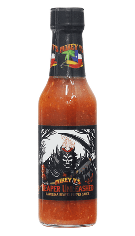 Hot Sauce Willie's - Mikey V's - Reaper Unleashed Hot Sauce