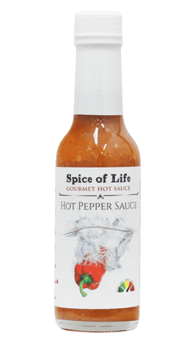 Spice of Life - Hot Pepper Sauce 5oz