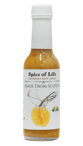 Spice of Life - Made From Scotch Hot Sauce 5oz