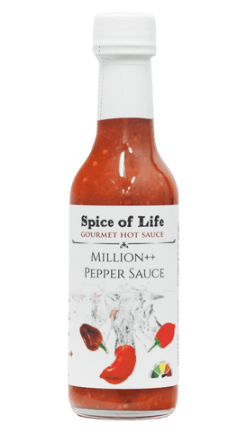 Spice of Life - Million++ Pepper Sauce 5oz