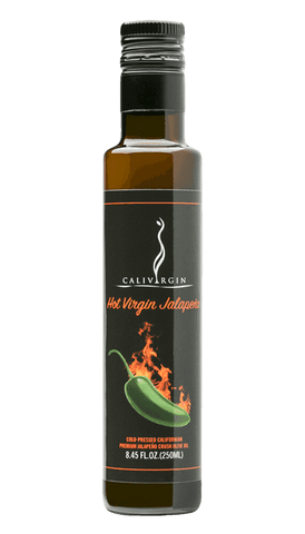 Calivirgin - Hot Virgin Jalapeno Olive Oil 250 ML