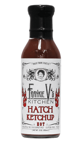 Frankie V's Kitchen - Hatch Hot Ketchup 12oz