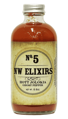 NWElixer #5 - Hot Sauce Willies