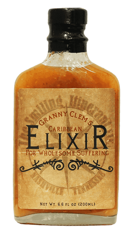 Smiling Itinerant - Granny Clems Caribbean Elixir For Wholesome Suffering 6.6oz
