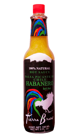 Hot Sauce Willie's - Tierra Brava Green Habanero Hot Sauce 5oz