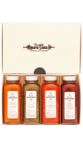 Marshall's Haute Sauce - Gift Pack - Hot Sauce Willie's